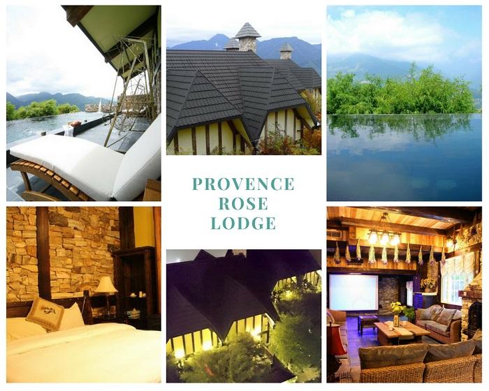 Provence Rose Lodge